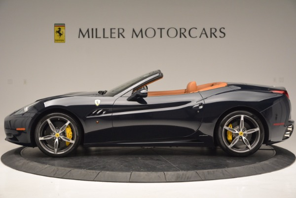 Used 2013 Ferrari California 30 for sale Sold at McLaren Greenwich in Greenwich CT 06830 3