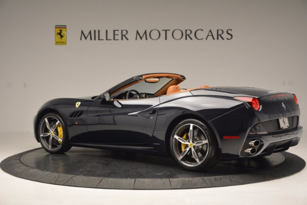 Used 2013 Ferrari California 30 for sale Sold at McLaren Greenwich in Greenwich CT 06830 4