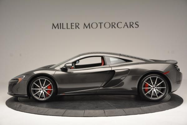 Used 2015 McLaren 650S for sale Sold at McLaren Greenwich in Greenwich CT 06830 3