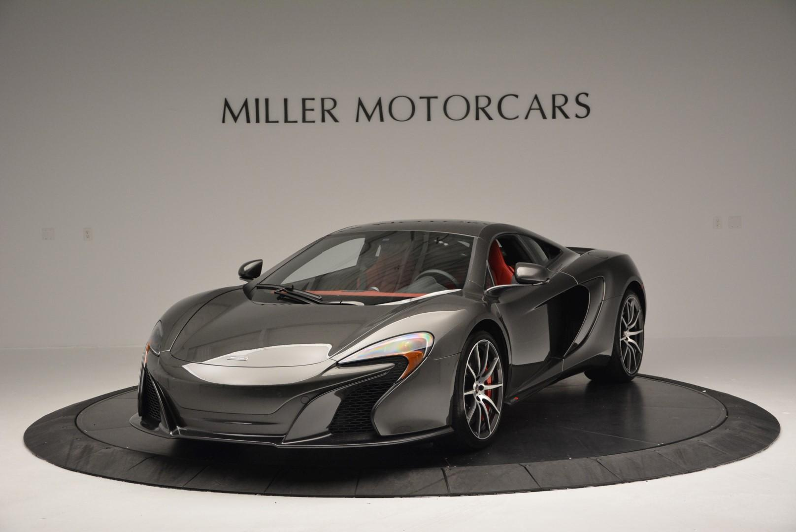 Used 2015 McLaren 650S for sale Sold at McLaren Greenwich in Greenwich CT 06830 1