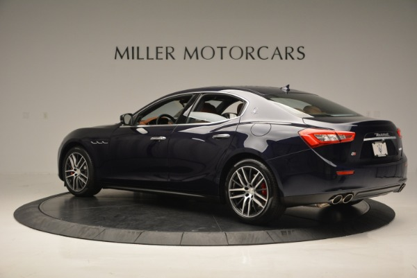 New 2017 Maserati Ghibli S Q4 for sale Sold at McLaren Greenwich in Greenwich CT 06830 4