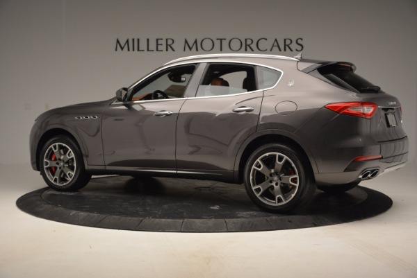 New 2017 Maserati Levante S for sale Sold at McLaren Greenwich in Greenwich CT 06830 4