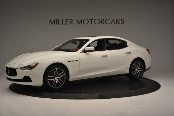 Used 2017 Maserati Ghibli S Q4 Ex-Loaner for sale Sold at McLaren Greenwich in Greenwich CT 06830 2