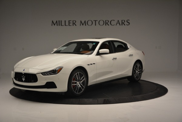 Used 2017 Maserati Ghibli S Q4 Ex-Loaner for sale Sold at McLaren Greenwich in Greenwich CT 06830 1