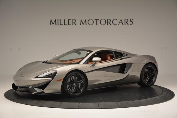 New 2016 McLaren 570S for sale Sold at McLaren Greenwich in Greenwich CT 06830 2