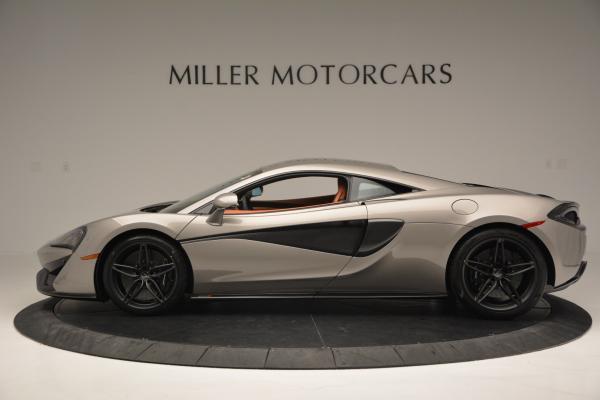 New 2016 McLaren 570S for sale Sold at McLaren Greenwich in Greenwich CT 06830 3