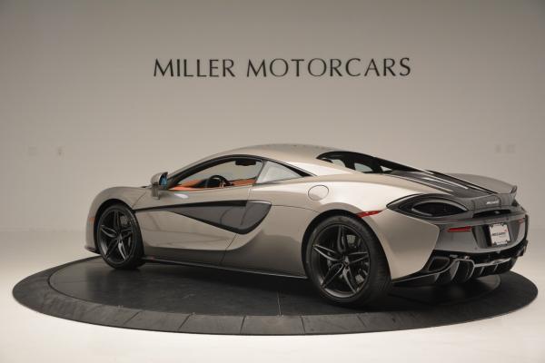 New 2016 McLaren 570S for sale Sold at McLaren Greenwich in Greenwich CT 06830 4