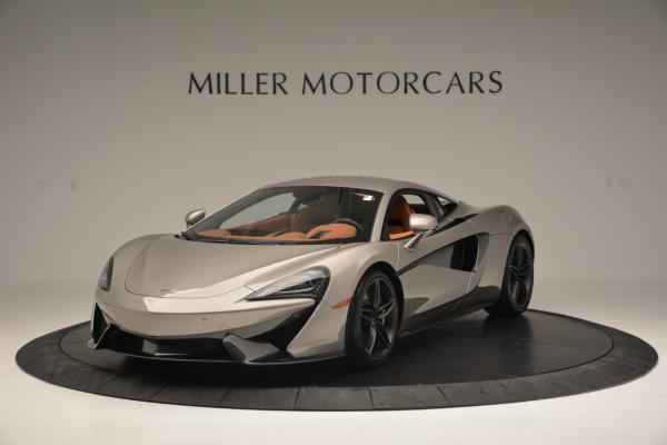 New 2016 McLaren 570S for sale Sold at McLaren Greenwich in Greenwich CT 06830 1