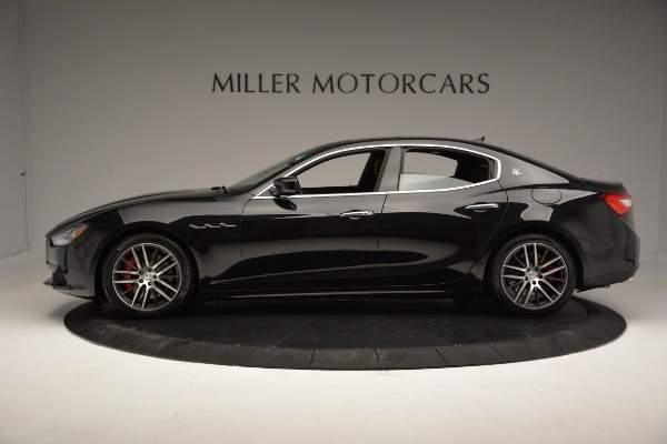 Used 2017 Maserati Ghibli S Q4 for sale $45,900 at McLaren Greenwich in Greenwich CT 06830 3