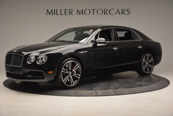 Used 2017 Bentley Flying Spur V8 S for sale Sold at McLaren Greenwich in Greenwich CT 06830 2