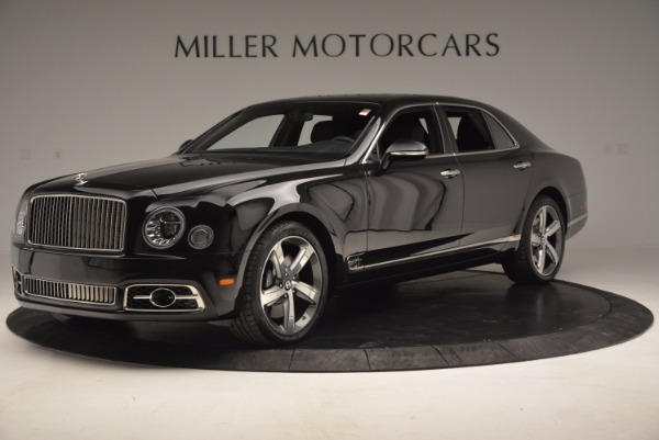 Used 2017 Bentley Mulsanne Speed for sale Sold at McLaren Greenwich in Greenwich CT 06830 2