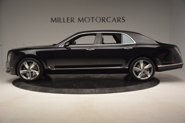 Used 2017 Bentley Mulsanne Speed for sale Sold at McLaren Greenwich in Greenwich CT 06830 3