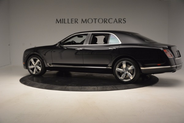 Used 2017 Bentley Mulsanne Speed for sale Sold at McLaren Greenwich in Greenwich CT 06830 4