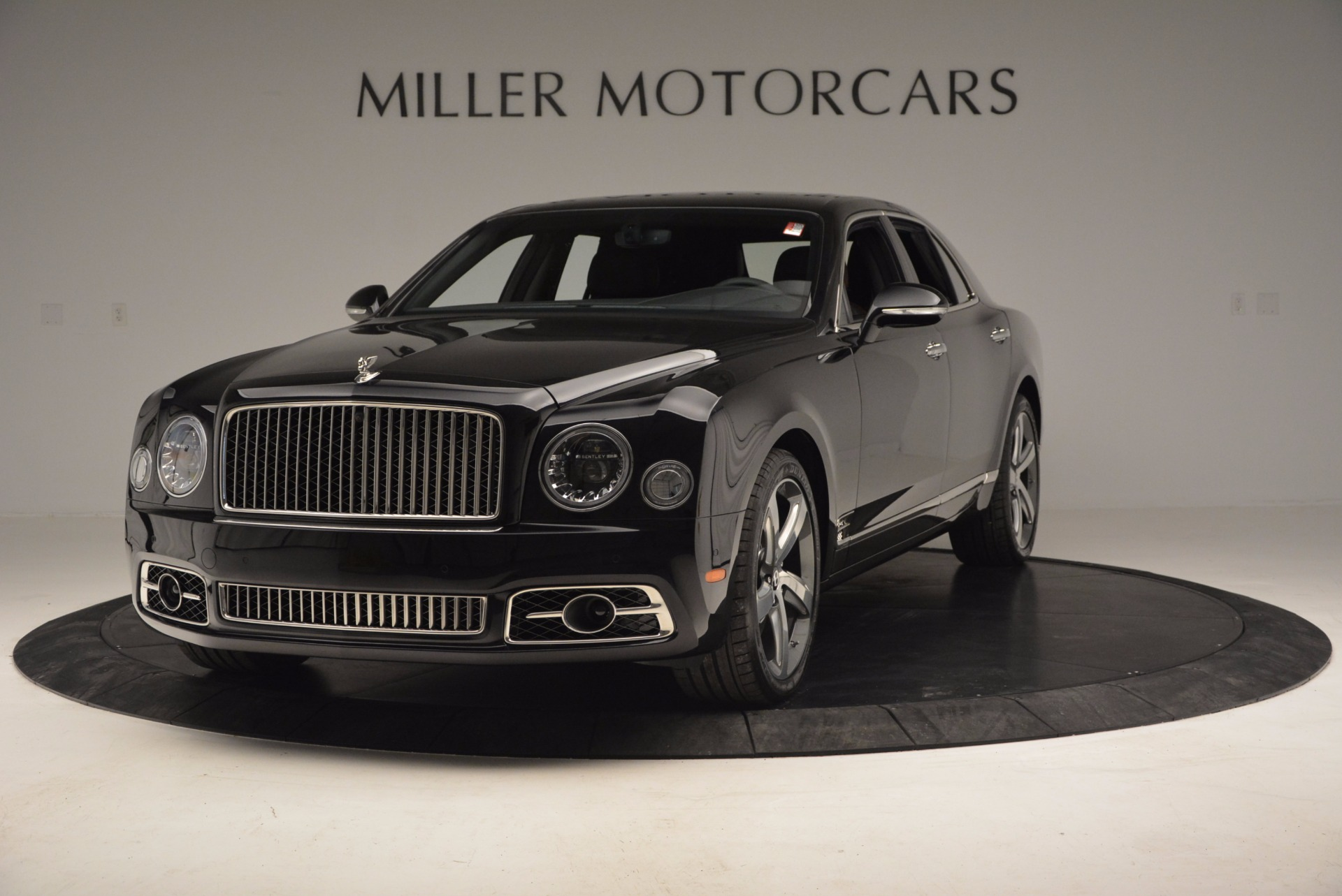 Used 2017 Bentley Mulsanne Speed for sale Sold at McLaren Greenwich in Greenwich CT 06830 1