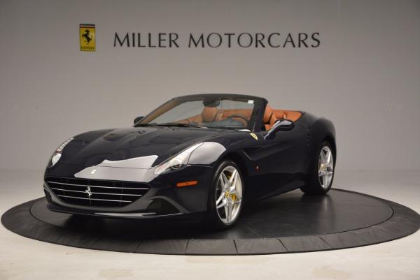 Used 2015 Ferrari California T for sale Sold at McLaren Greenwich in Greenwich CT 06830 1