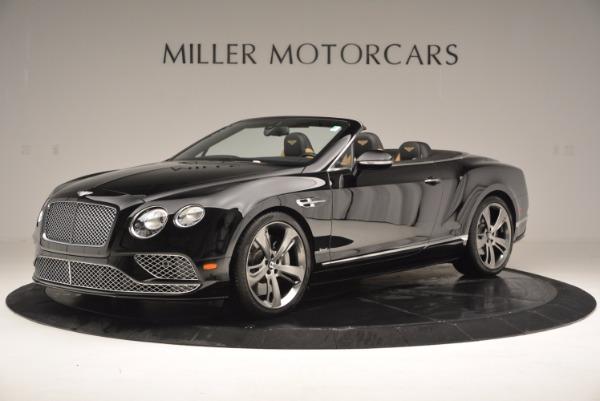 Used 2016 Bentley Continental GT Speed Convertible for sale Sold at McLaren Greenwich in Greenwich CT 06830 2