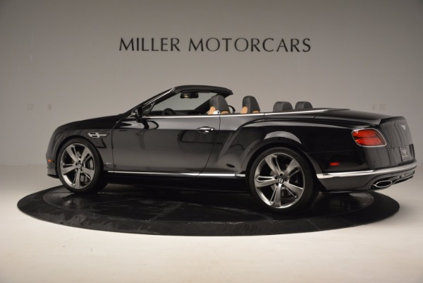 Used 2016 Bentley Continental GT Speed Convertible for sale Sold at McLaren Greenwich in Greenwich CT 06830 4