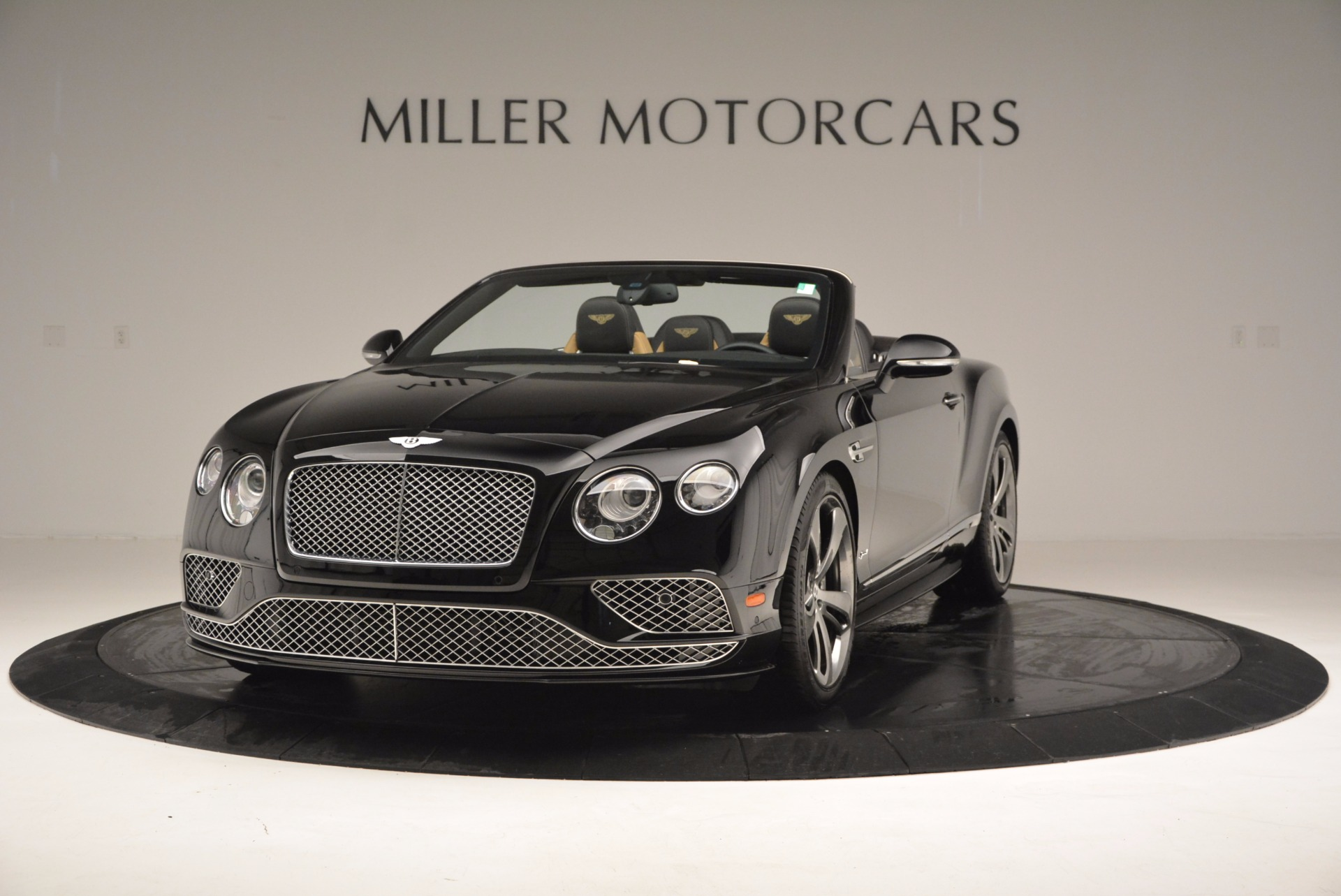 Used 2016 Bentley Continental GT Speed Convertible for sale Sold at McLaren Greenwich in Greenwich CT 06830 1