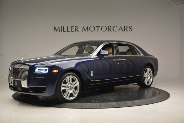 Used 2016 Rolls-Royce Ghost EWB for sale Sold at McLaren Greenwich in Greenwich CT 06830 2