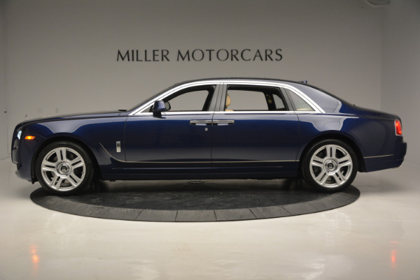 Used 2016 Rolls-Royce Ghost EWB for sale Sold at McLaren Greenwich in Greenwich CT 06830 3