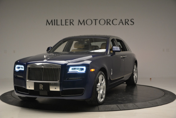 Used 2016 Rolls-Royce Ghost EWB for sale Sold at McLaren Greenwich in Greenwich CT 06830 1