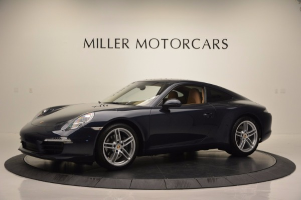Used 2014 Porsche 911 Carrera for sale Sold at McLaren Greenwich in Greenwich CT 06830 2