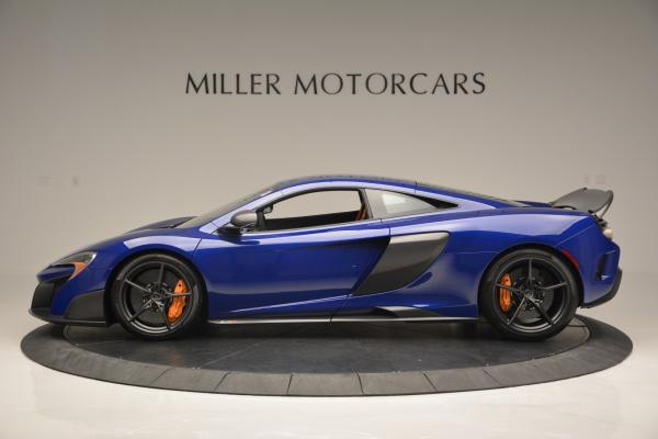 Used 2016 McLaren 675LT Coupe for sale Sold at McLaren Greenwich in Greenwich CT 06830 3