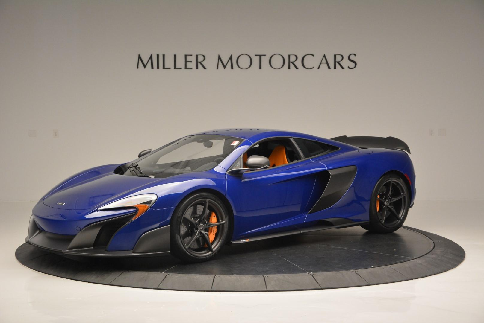 Used 2016 McLaren 675LT Coupe for sale Sold at McLaren Greenwich in Greenwich CT 06830 1