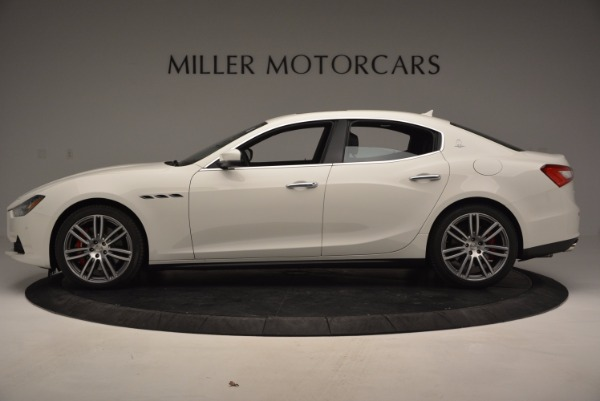 New 2017 Maserati Ghibli for sale Sold at McLaren Greenwich in Greenwich CT 06830 3