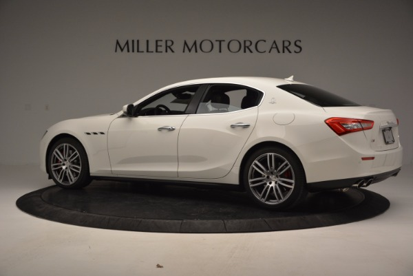 New 2017 Maserati Ghibli for sale Sold at McLaren Greenwich in Greenwich CT 06830 4
