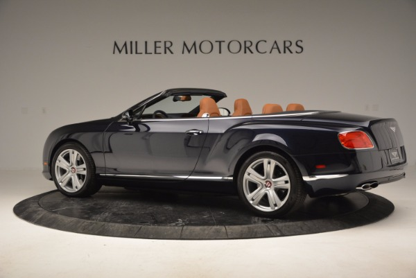 Used 2014 Bentley Continental GT V8 for sale Sold at McLaren Greenwich in Greenwich CT 06830 4
