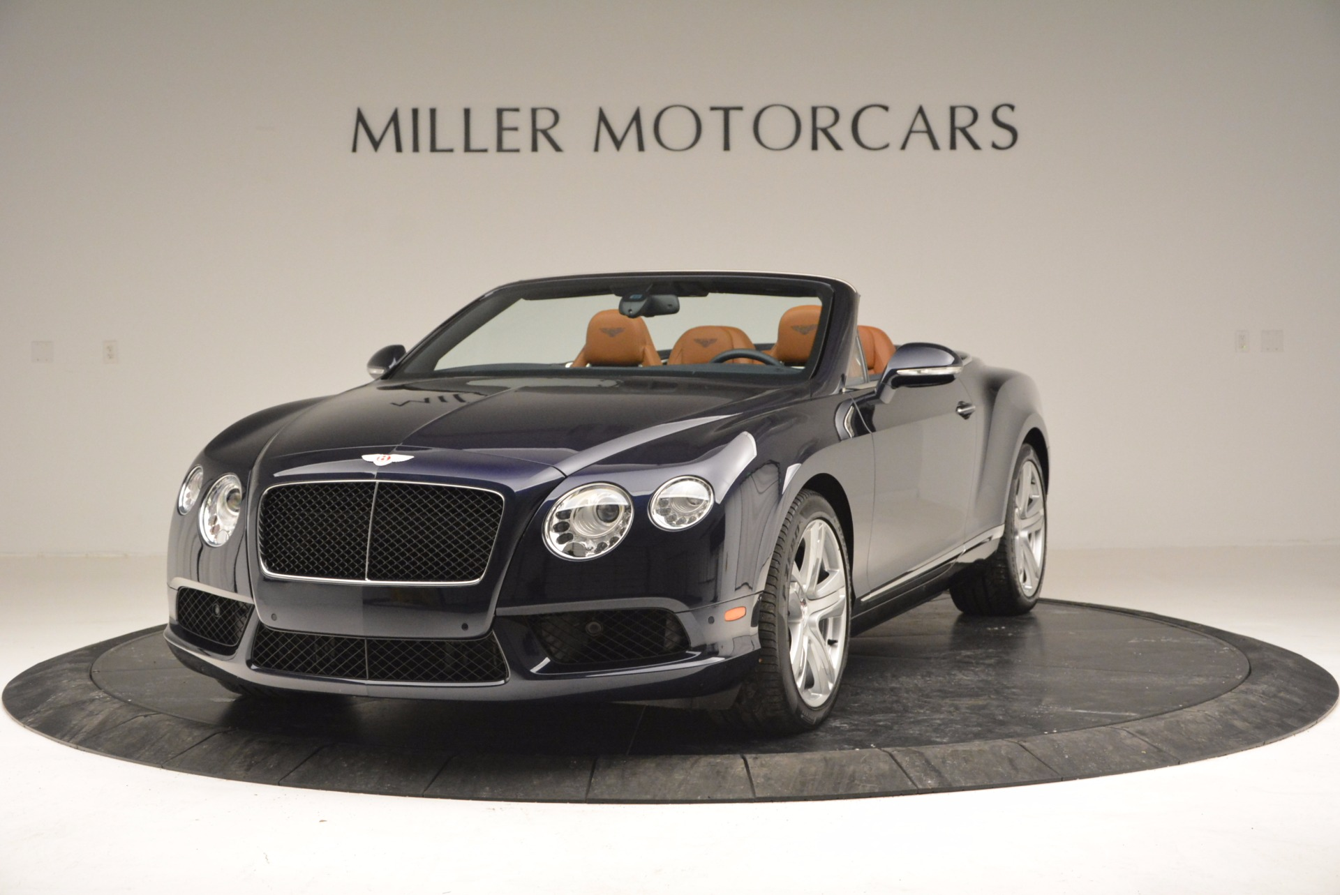 Used 2014 Bentley Continental GT V8 for sale Sold at McLaren Greenwich in Greenwich CT 06830 1