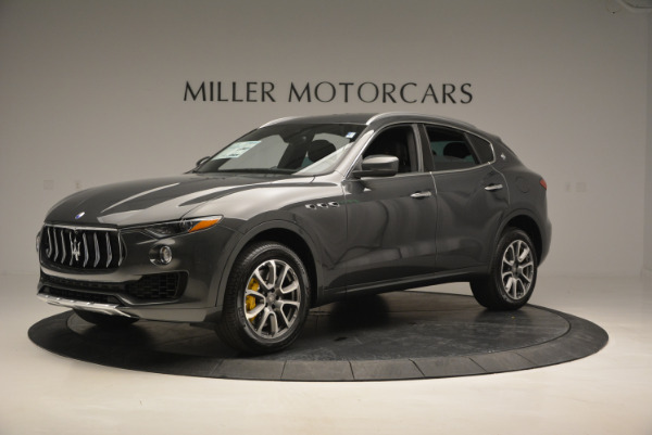 Used 2017 Maserati Levante S Ex Service Loaner for sale Sold at McLaren Greenwich in Greenwich CT 06830 2