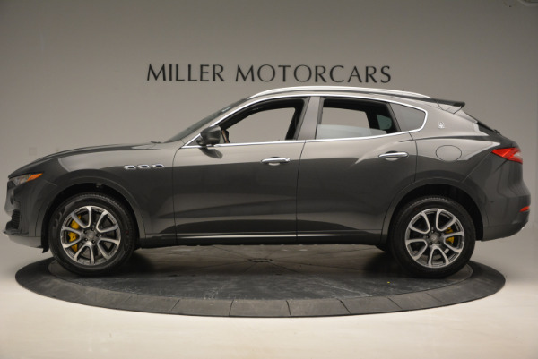 Used 2017 Maserati Levante S Ex Service Loaner for sale Sold at McLaren Greenwich in Greenwich CT 06830 3