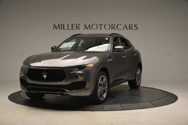 New 2017 Maserati Levante for sale Sold at McLaren Greenwich in Greenwich CT 06830 1