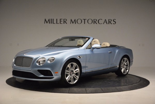 New 2017 Bentley Continental GT V8 for sale Sold at McLaren Greenwich in Greenwich CT 06830 2
