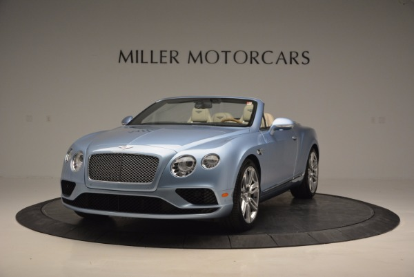 New 2017 Bentley Continental GT V8 for sale Sold at McLaren Greenwich in Greenwich CT 06830 1