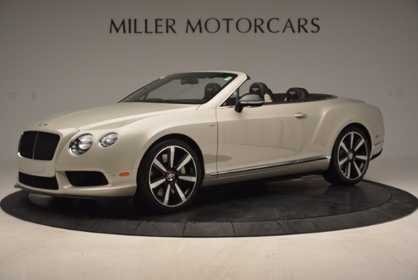 Used 2014 Bentley Continental GT V8 S for sale Sold at McLaren Greenwich in Greenwich CT 06830 2