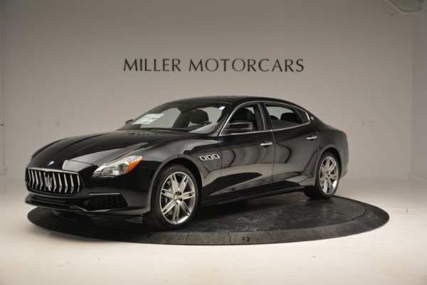 New 2017 Maserati Quattroporte S Q4 GranLusso for sale Sold at McLaren Greenwich in Greenwich CT 06830 2