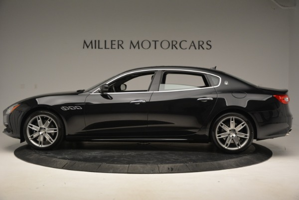 New 2017 Maserati Quattroporte S Q4 GranLusso for sale Sold at McLaren Greenwich in Greenwich CT 06830 3