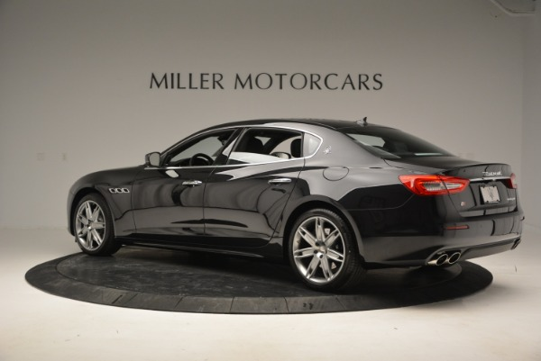 New 2017 Maserati Quattroporte S Q4 GranLusso for sale Sold at McLaren Greenwich in Greenwich CT 06830 4