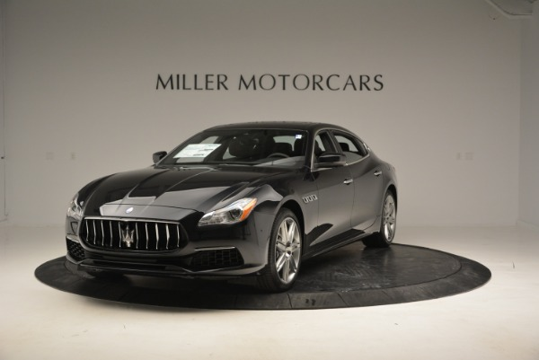 New 2017 Maserati Quattroporte S Q4 GranLusso for sale Sold at McLaren Greenwich in Greenwich CT 06830 1