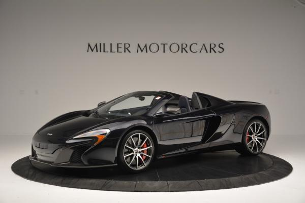 New 2016 McLaren 650S Spider for sale Sold at McLaren Greenwich in Greenwich CT 06830 2