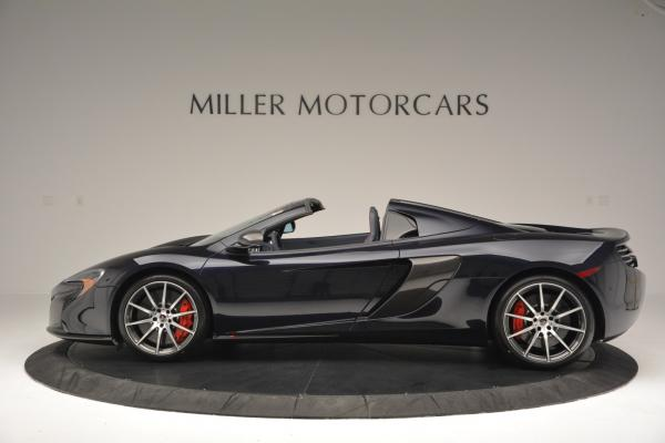 New 2016 McLaren 650S Spider for sale Sold at McLaren Greenwich in Greenwich CT 06830 3