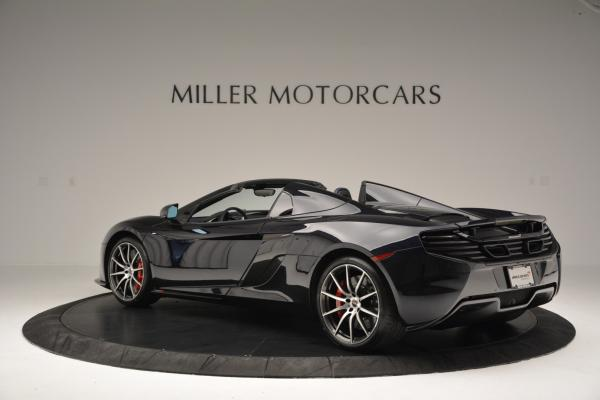 New 2016 McLaren 650S Spider for sale Sold at McLaren Greenwich in Greenwich CT 06830 4