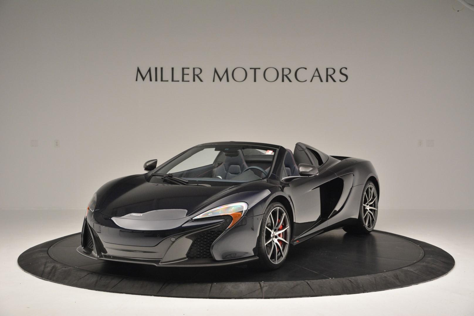 New 2016 McLaren 650S Spider for sale Sold at McLaren Greenwich in Greenwich CT 06830 1