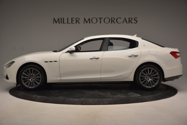Used 2017 Maserati Ghibli S Q4 Ex-Loaner for sale Sold at McLaren Greenwich in Greenwich CT 06830 3