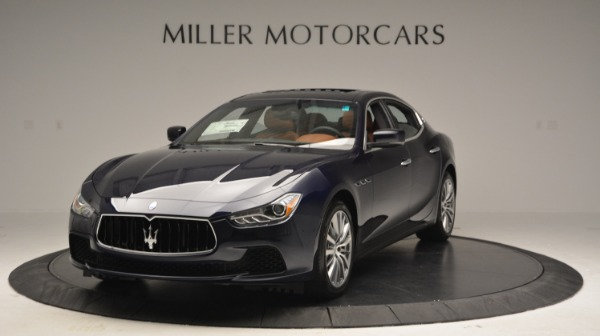 New 2017 Maserati Ghibli S Q4 for sale Sold at McLaren Greenwich in Greenwich CT 06830 1