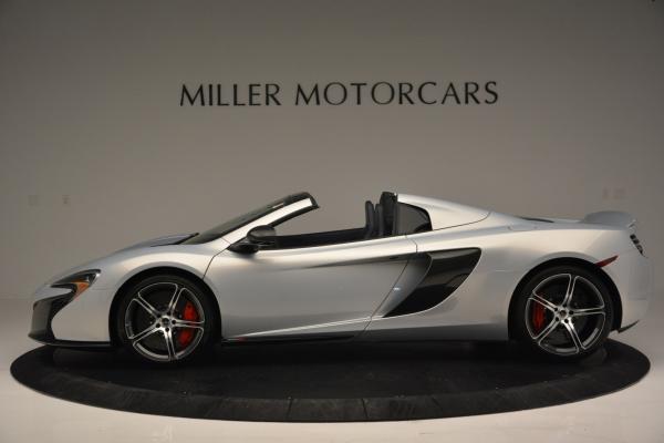 New 2016 McLaren 650S Spider for sale Sold at McLaren Greenwich in Greenwich CT 06830 3