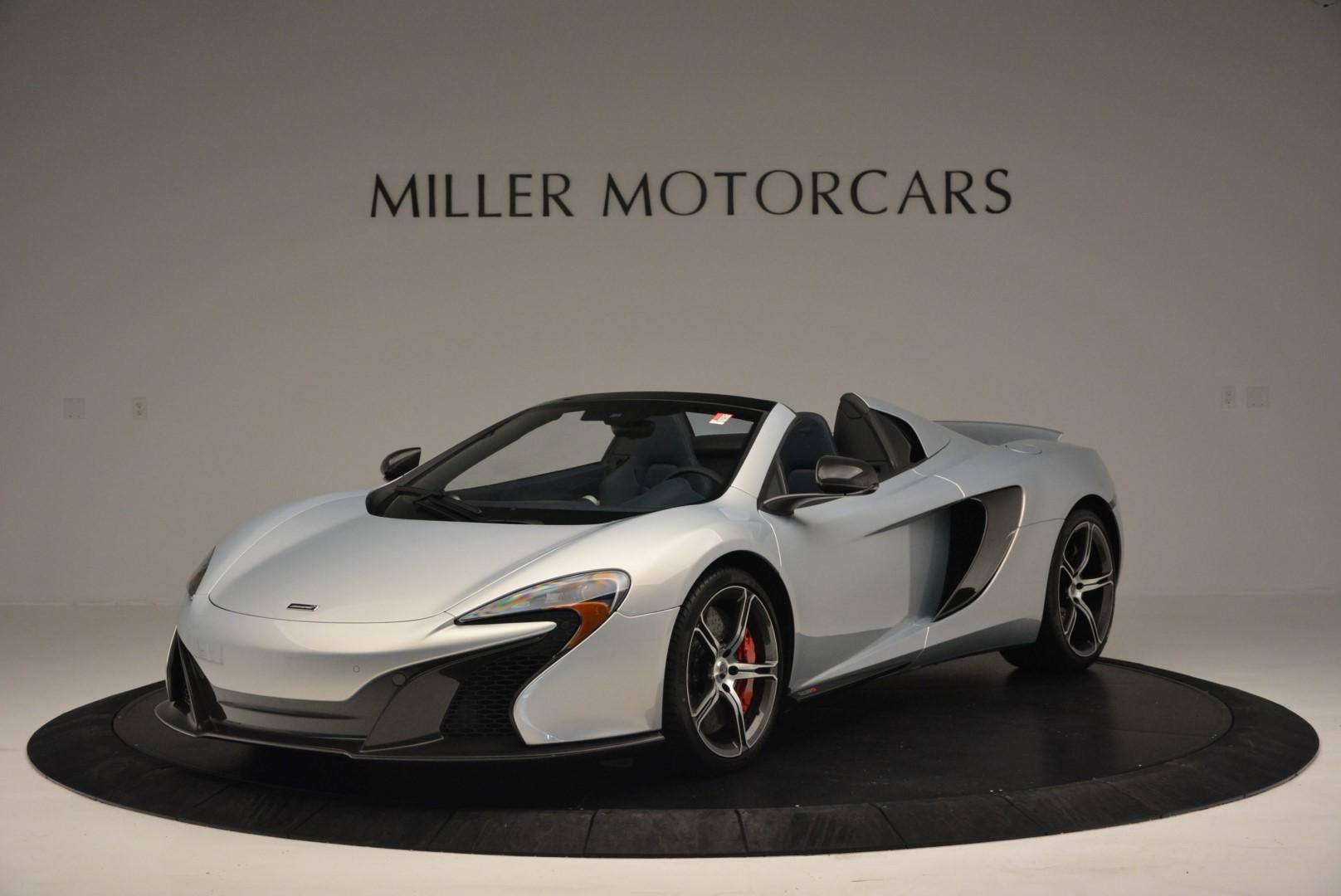 New 2016 McLaren 650S Spider for sale Sold at McLaren Greenwich in Greenwich CT 06830 1